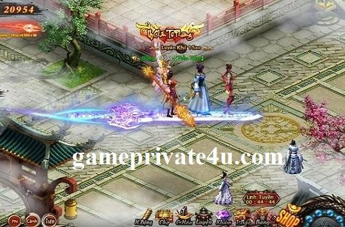 giới thiệu gameprivate4u.com