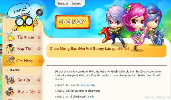 gunny lậu gun99