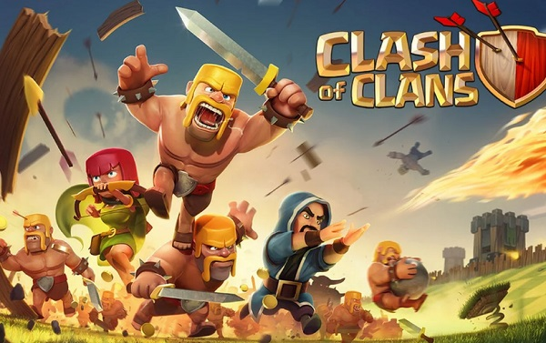 Clash of clans lậu