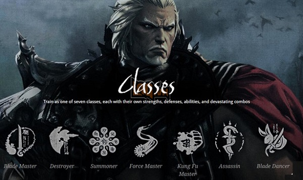 class blade and sould