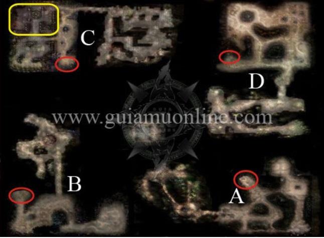 map boss medusa