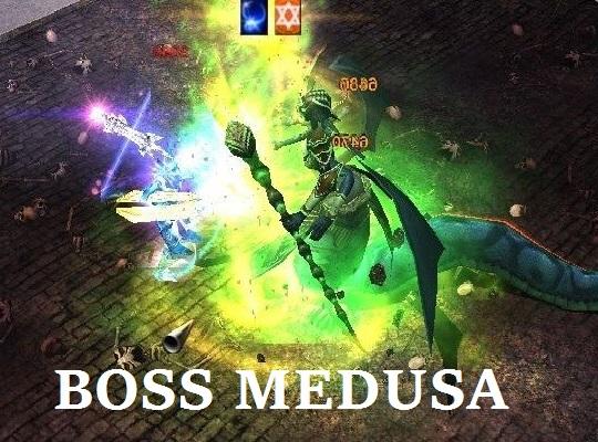 Boss Medusa mu