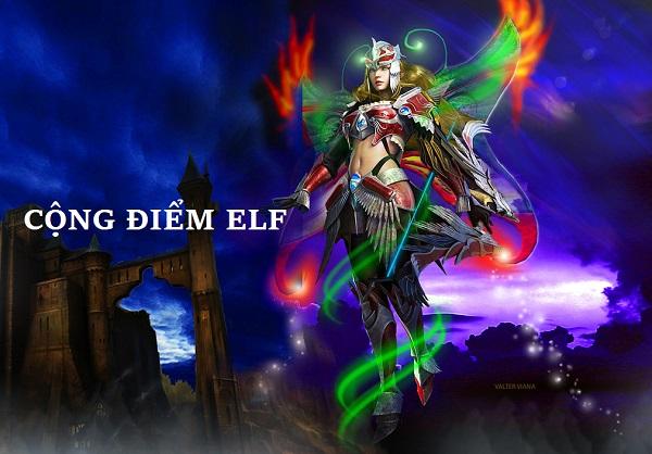 cộng điểm elf mu