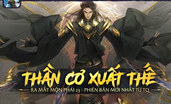 Võ Lâm Hoàng Tộc - VLTKM